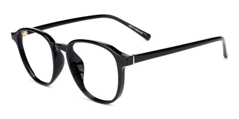 Mamo-Black-Eyeglasses