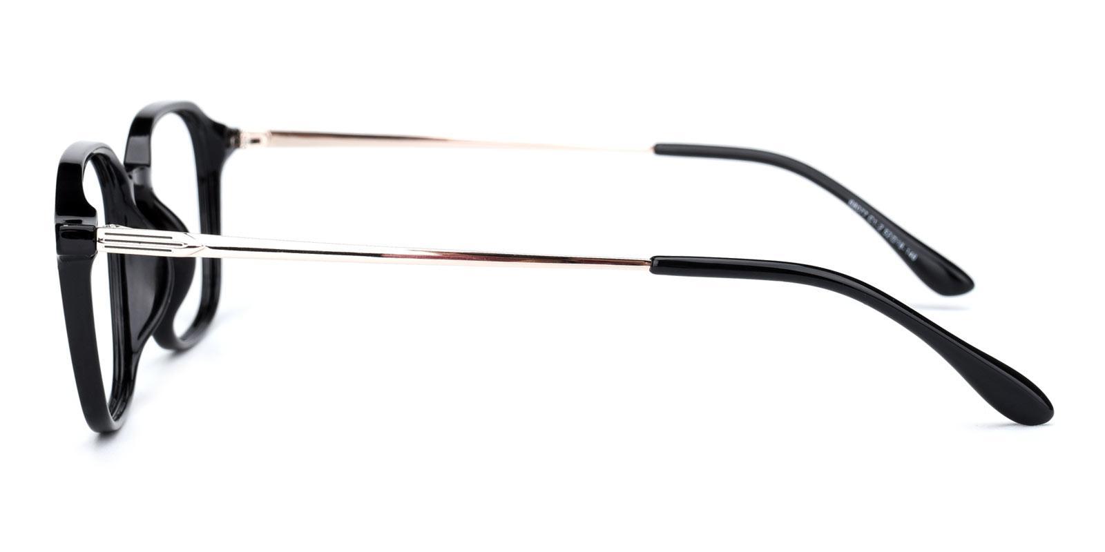 Gamer-Black-Rectangle-TR-Eyeglasses-detail