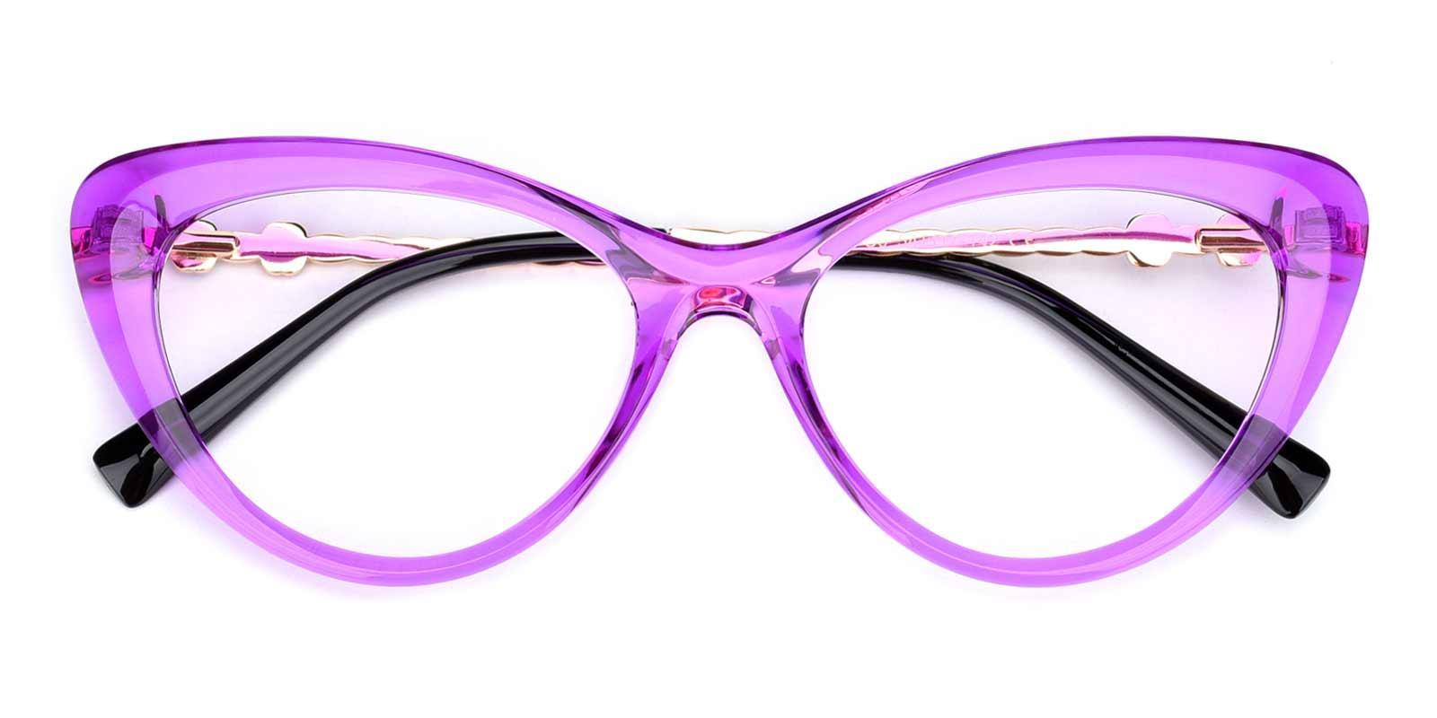 Mystery-Purple-Cat-TR-Eyeglasses-detail