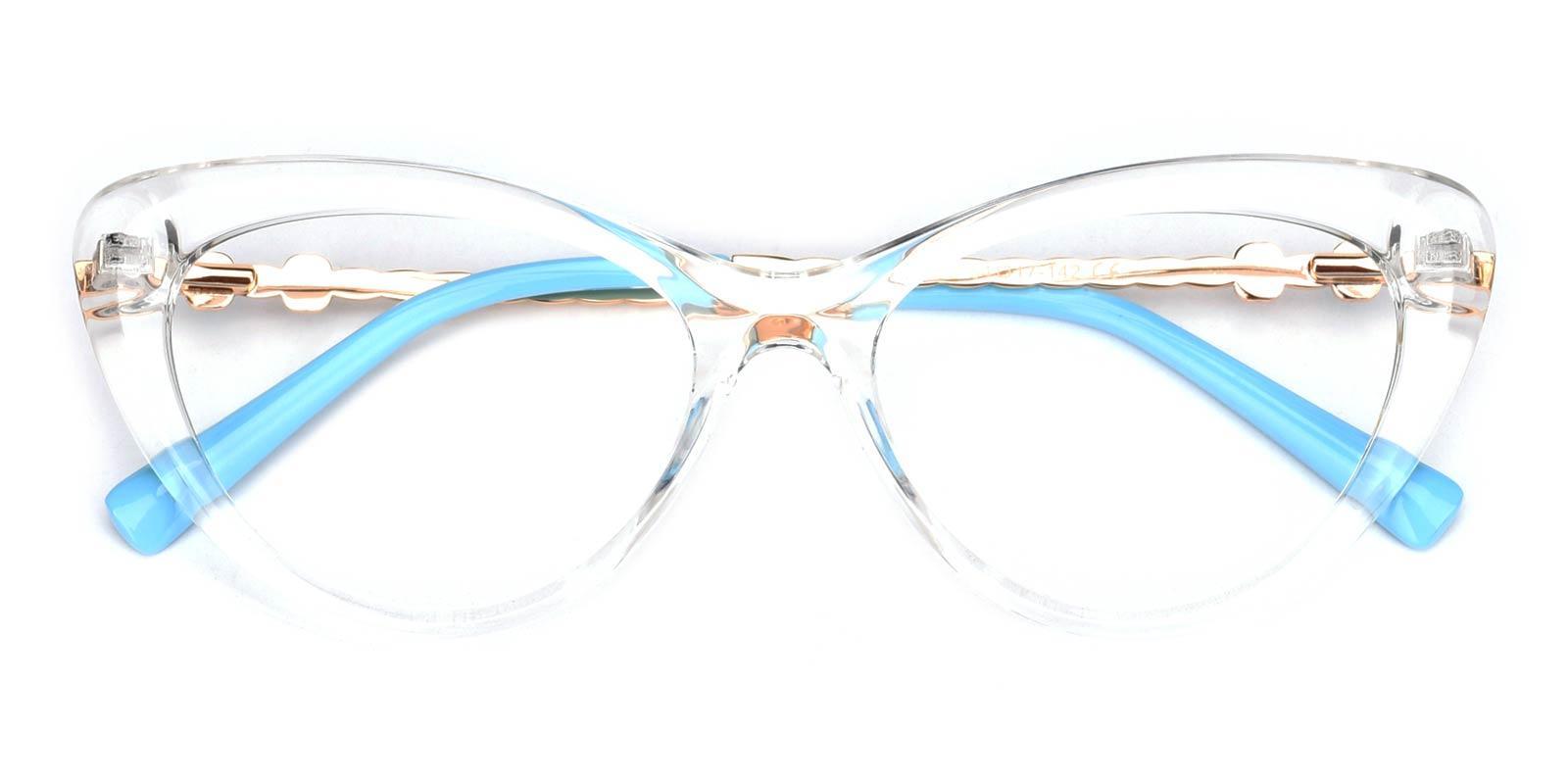 Mystery-Translucent-Cat-TR-Eyeglasses-detail
