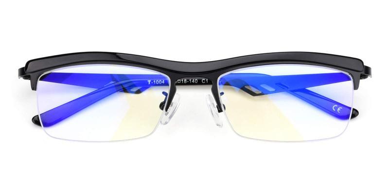 Hugh-Black-Eyeglasses