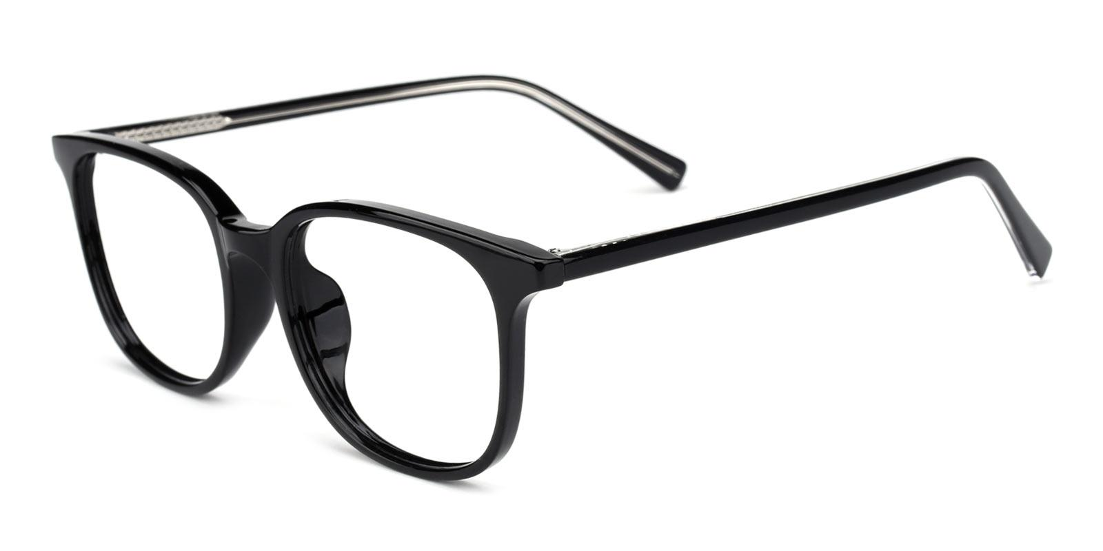 Corson-Black-Rectangle-TR-Eyeglasses-detail