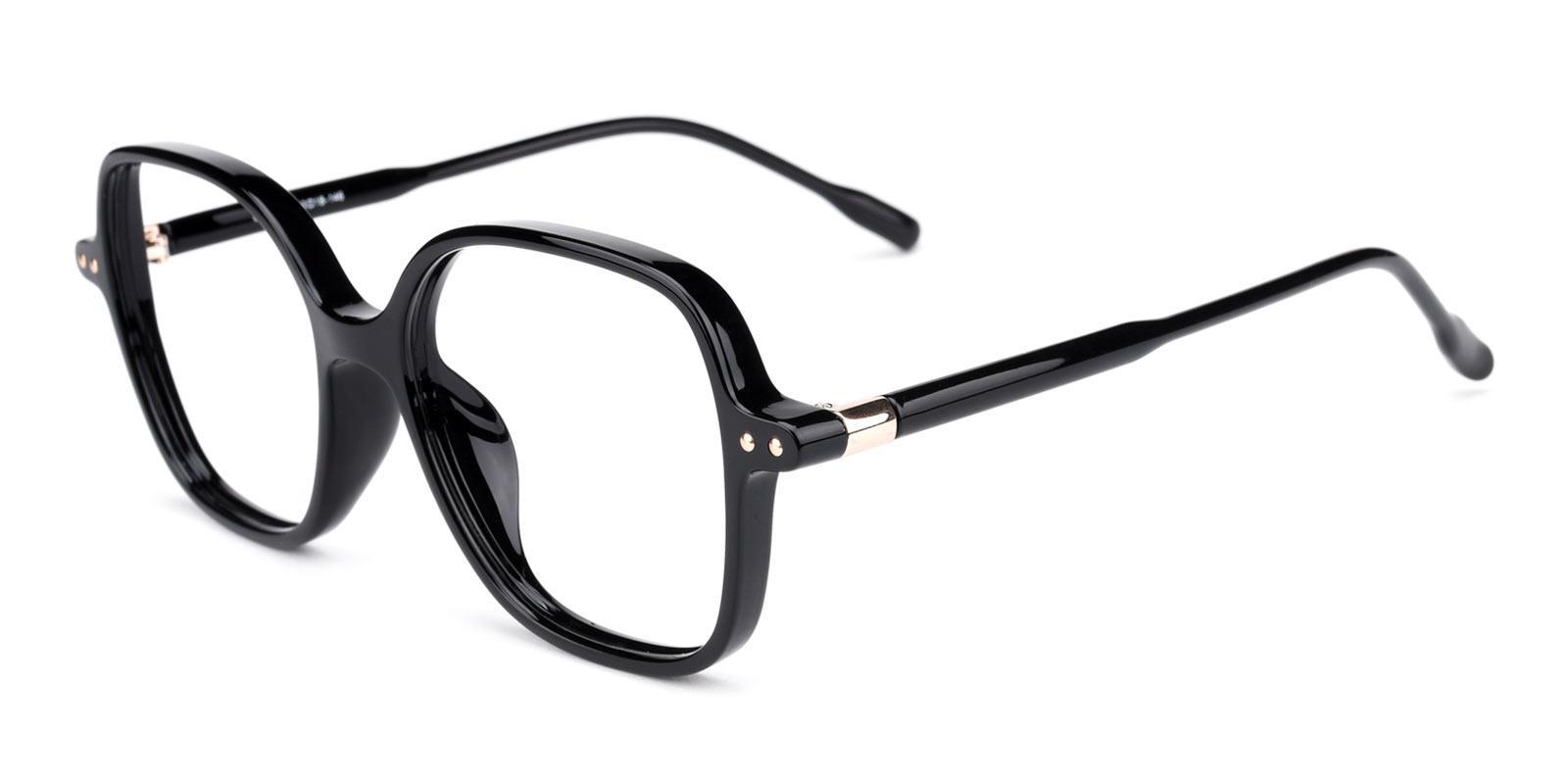 Garfield-Black-Square-TR-Eyeglasses-detail
