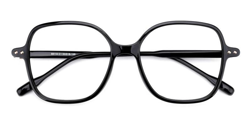 Garfield-Black-Eyeglasses