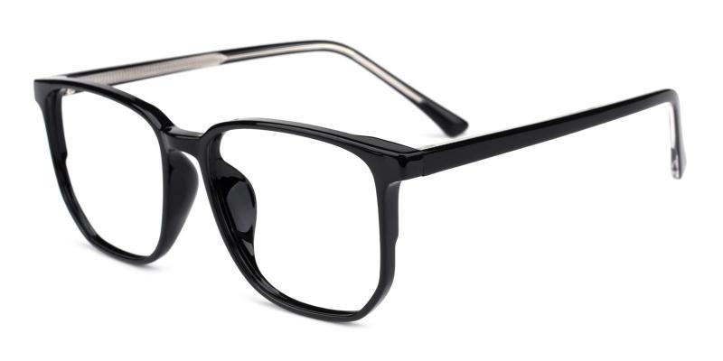 Sincere-Black-Eyeglasses