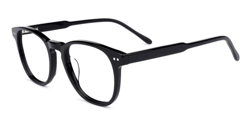 Knowledge-Black-Eyeglasses