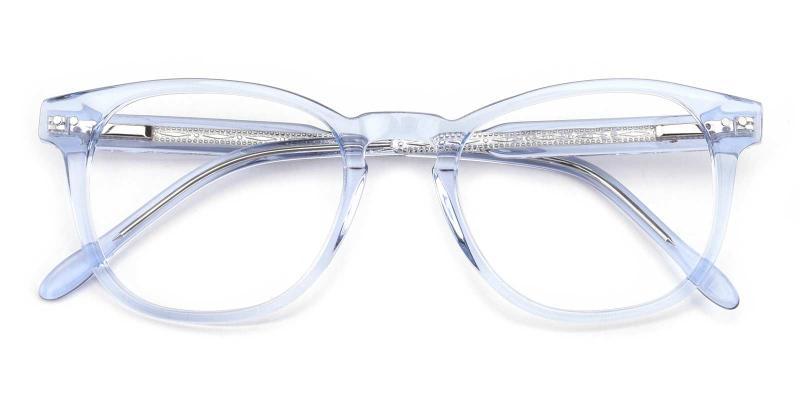 Knowledge-Blue-Eyeglasses