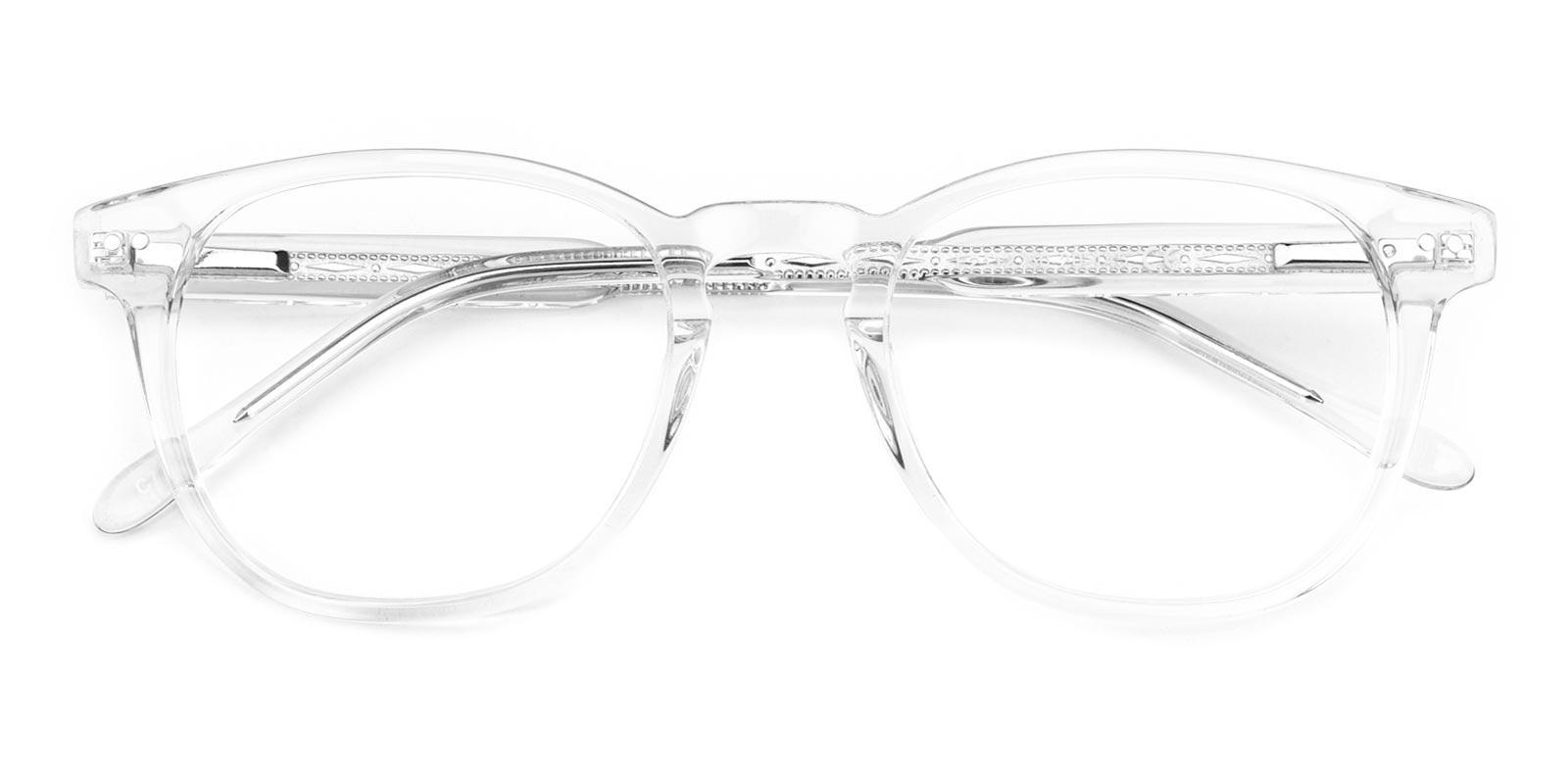 Knowledge-Translucent-Rectangle-TR-Eyeglasses-detail
