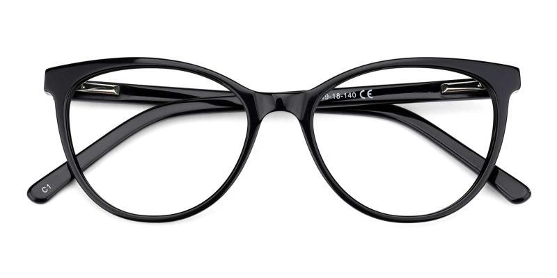 Maggie-Black-Eyeglasses