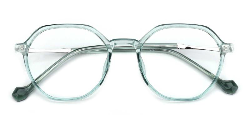 Beta-Green-Eyeglasses