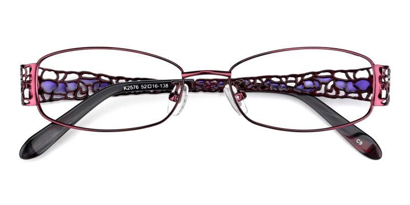 Spider-Purple-Eyeglasses