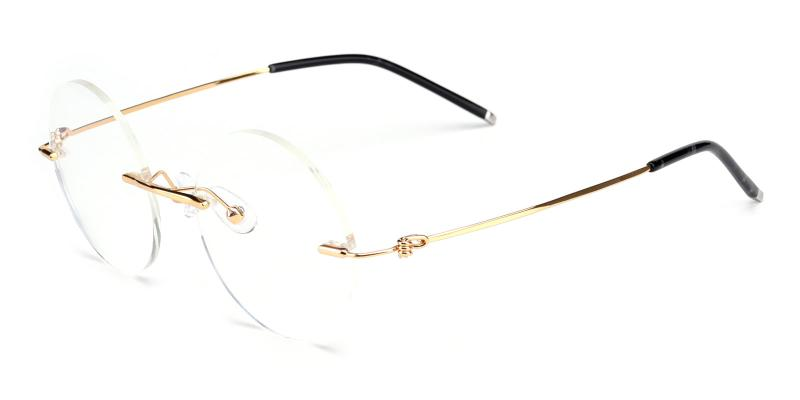 Elsie-Gold-Eyeglasses