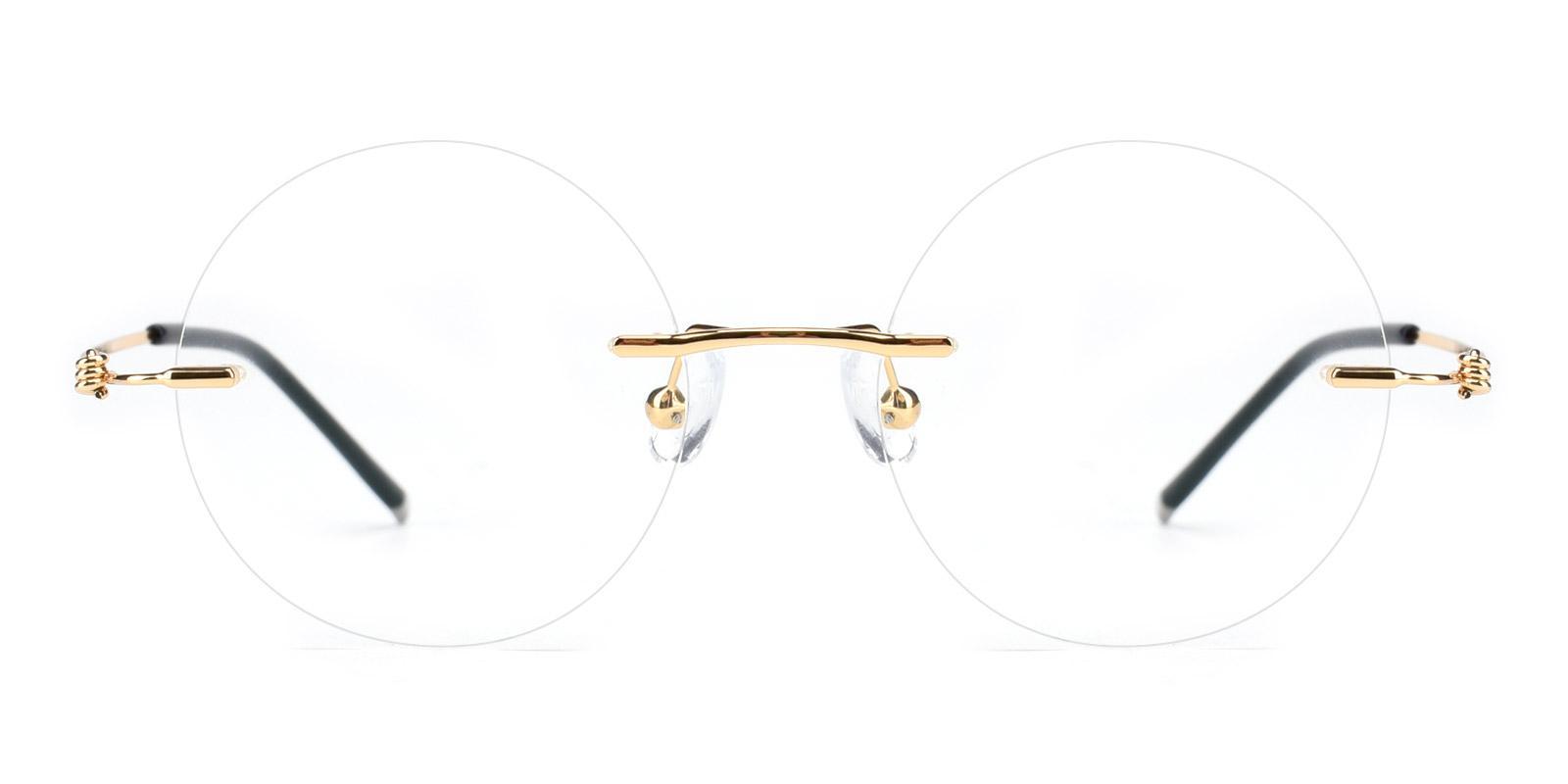 Elsie-Gold-Round-Metal-Eyeglasses-detail