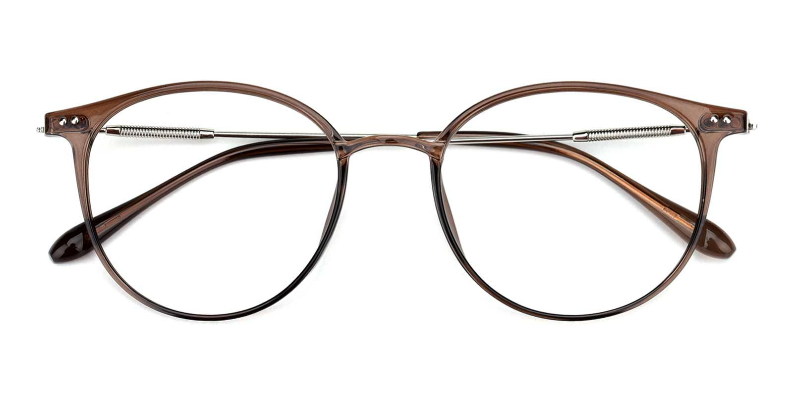 Guardian-Brown-Round-TR-Eyeglasses-detail
