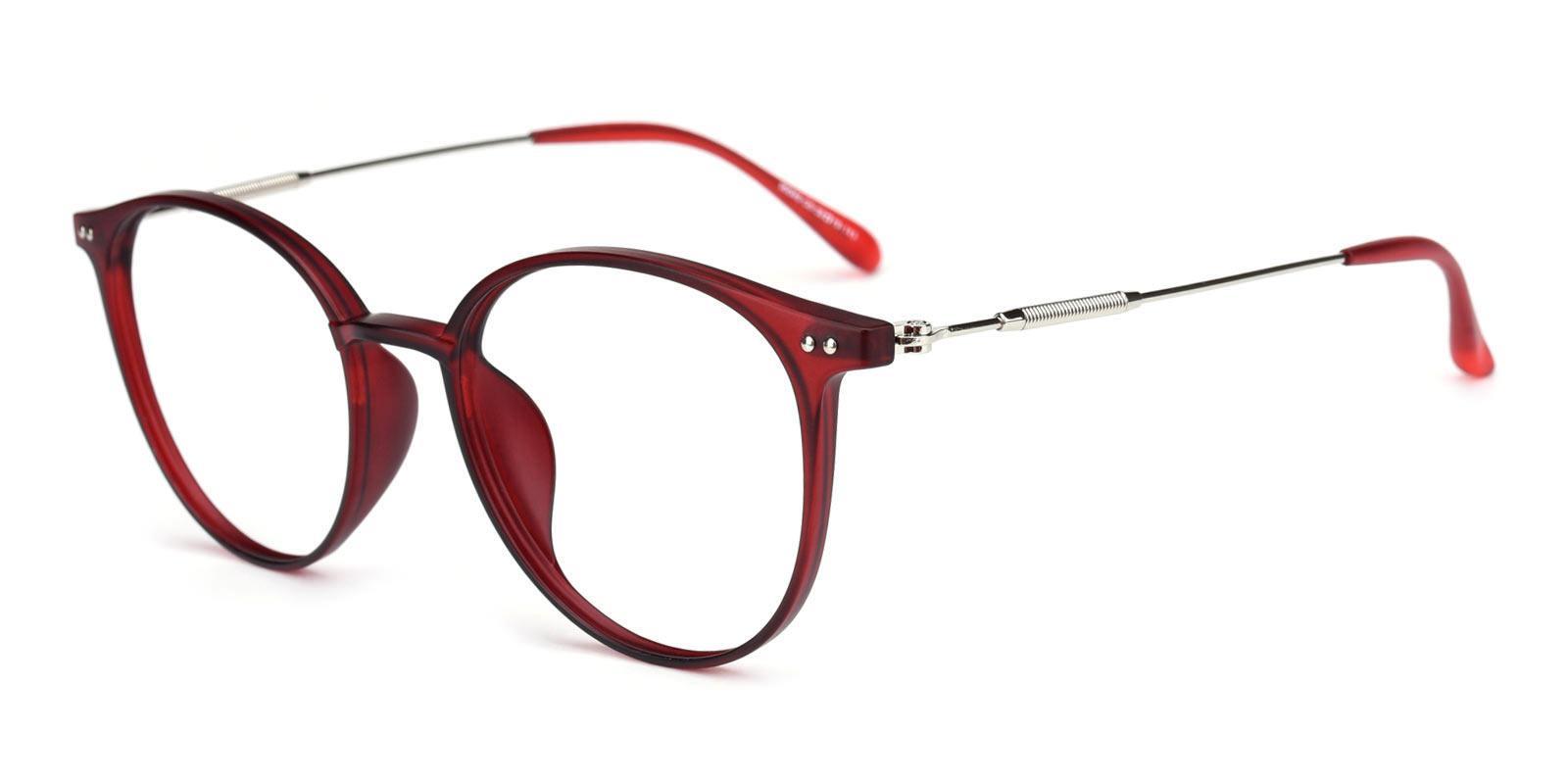Guardian-Red-Round-TR-Eyeglasses-detail
