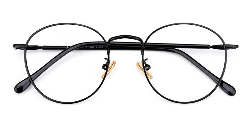 Donuts-Black-Eyeglasses
