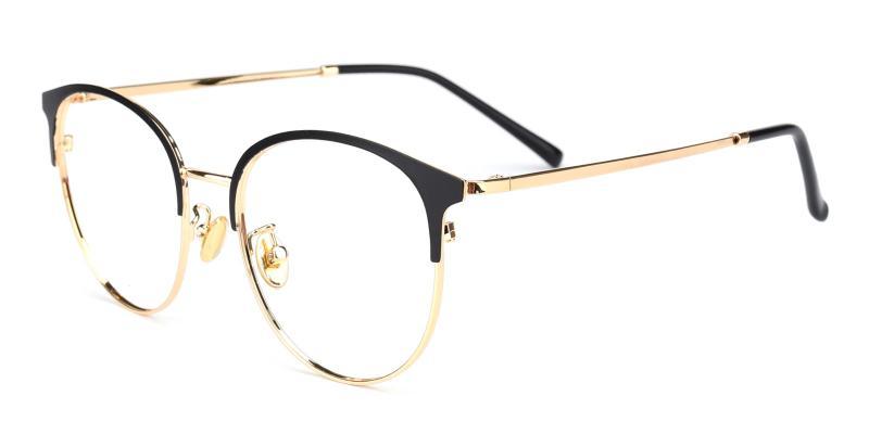 Knight-Black-Eyeglasses