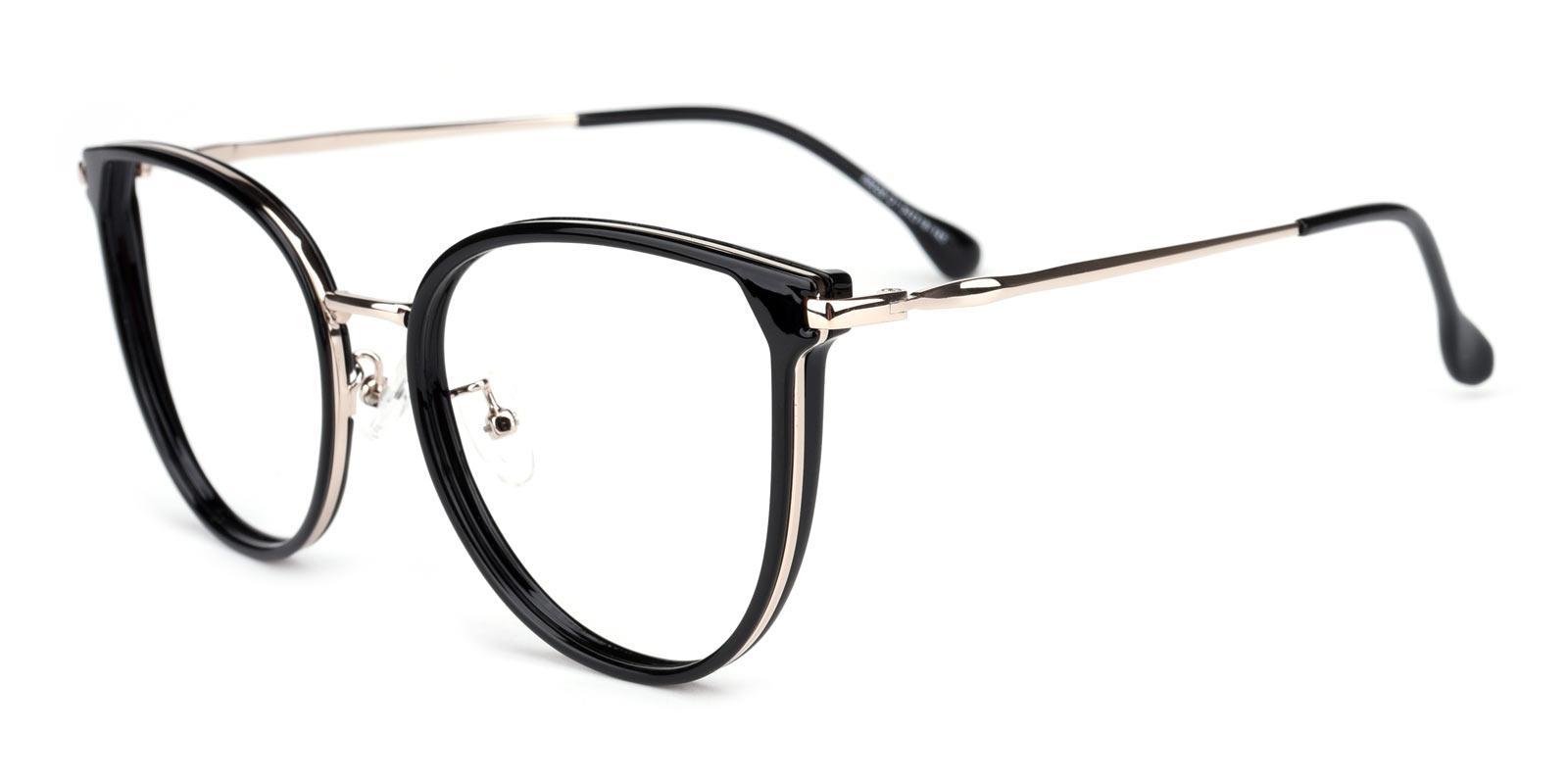 Moonlight-Black-Round-TR-Eyeglasses-detail