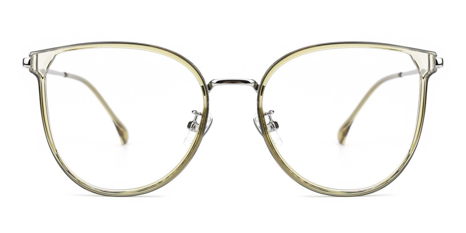 Moonlight-Green-Round-TR-Eyeglasses-detail