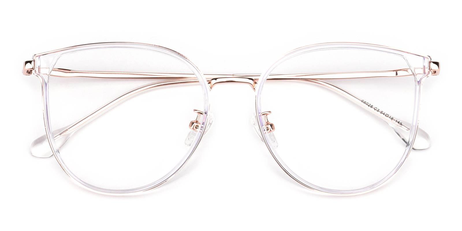 Moonlight-Pink-Round-TR-Eyeglasses-detail
