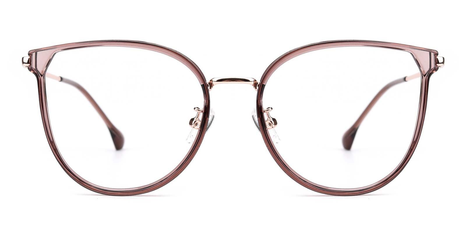 Moonlight-Purple-Round / Cat-TR-Eyeglasses-detail