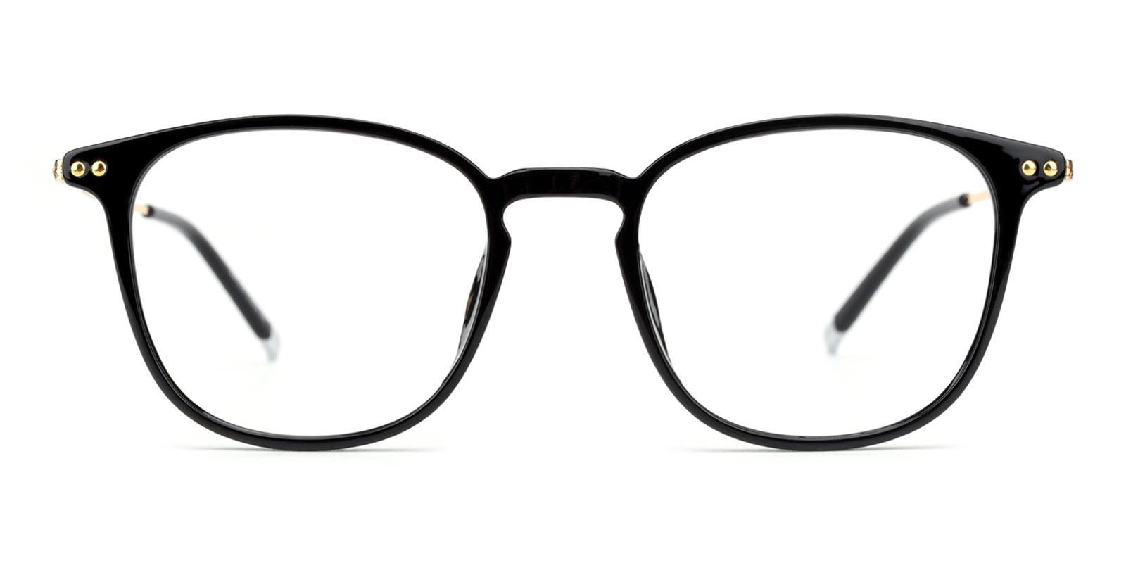 Sunflower-Black-Rectangle-TR-Eyeglasses-detail