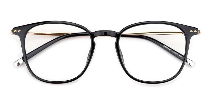 Sunflower-Black-Eyeglasses