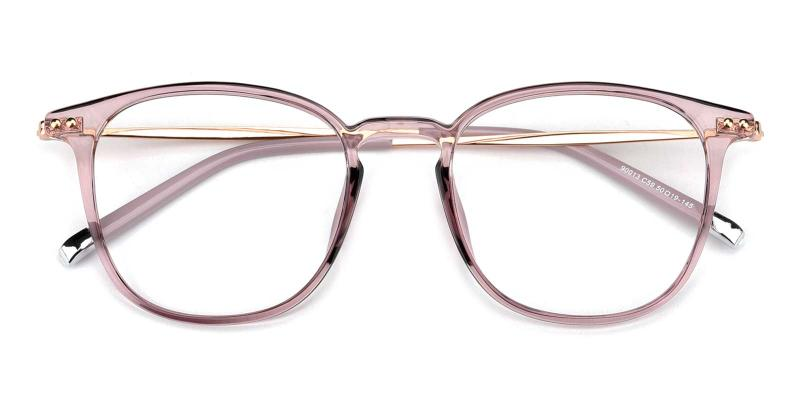 Sunflower-Purple-Eyeglasses