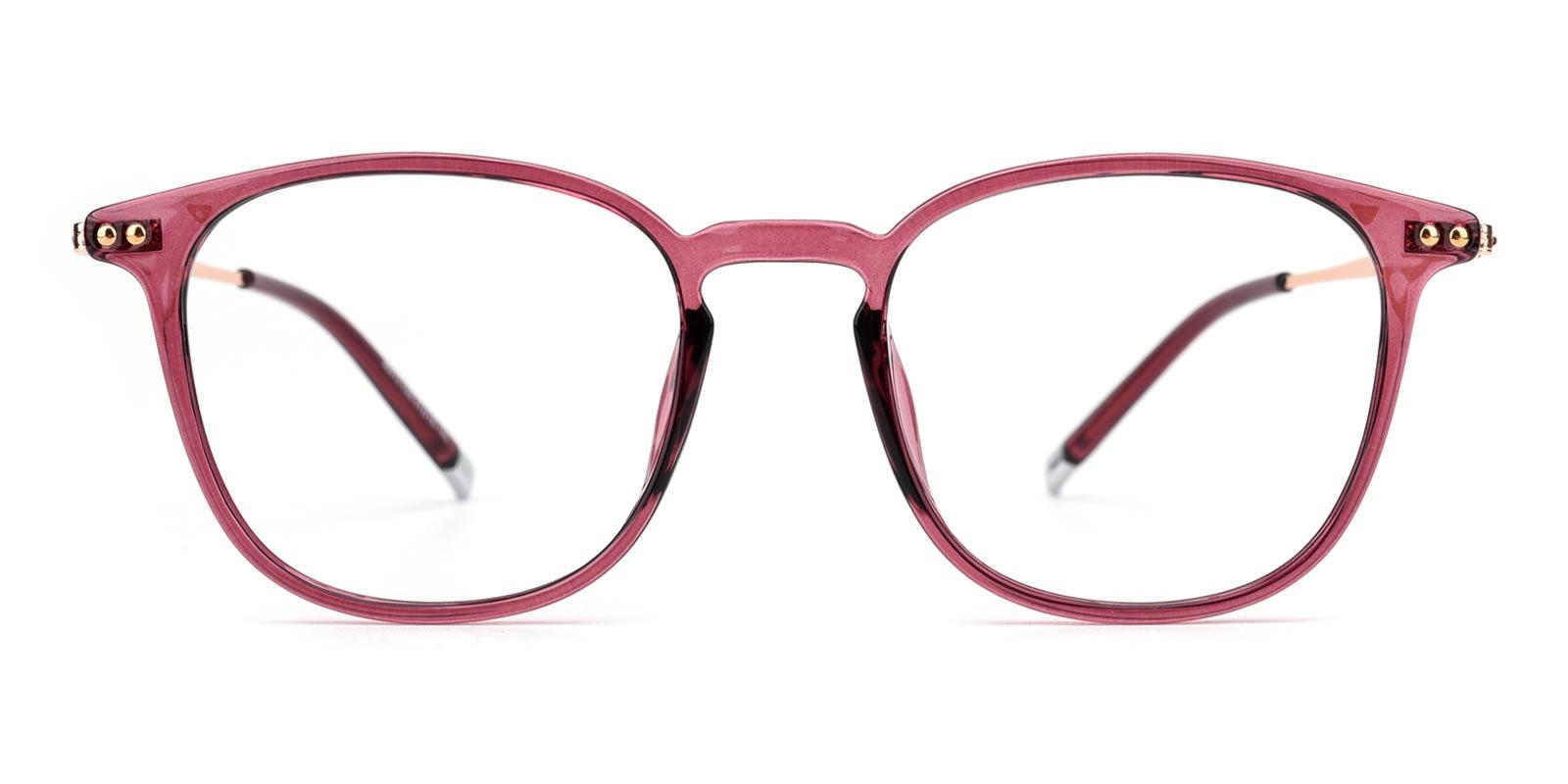 Sunflower-Red-Rectangle-TR-Eyeglasses-detail
