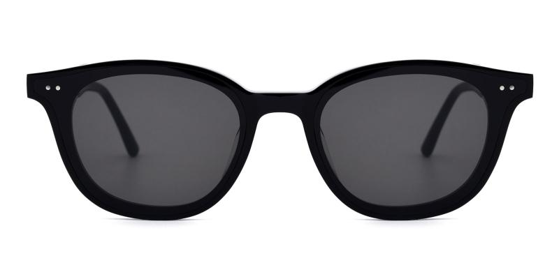 Alvin-Black-Sunglasses