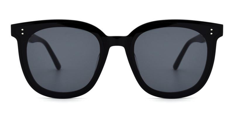 Starry-Black-Sunglasses