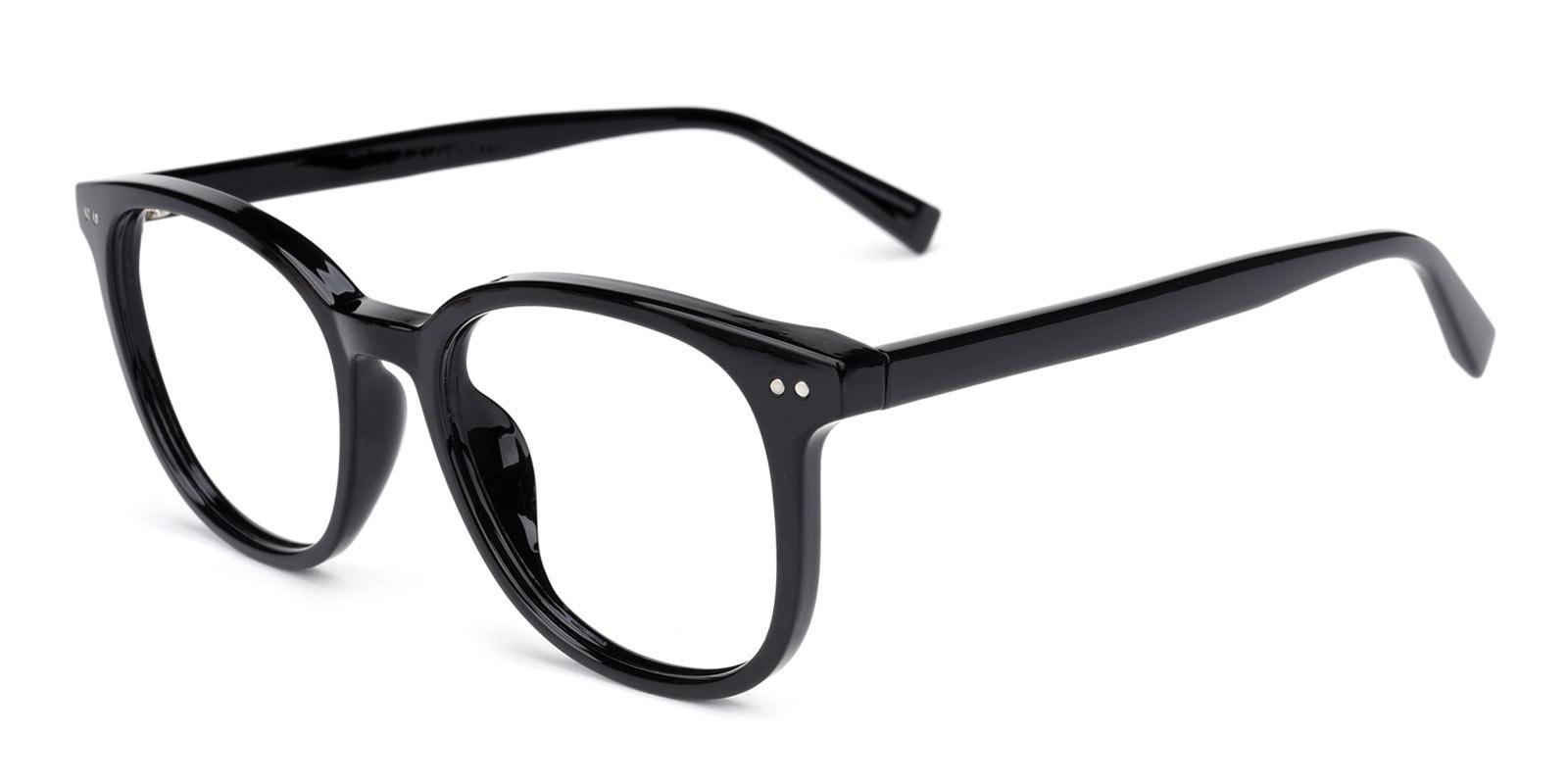 Skyline-Black-Rectangle-TR-Eyeglasses-detail