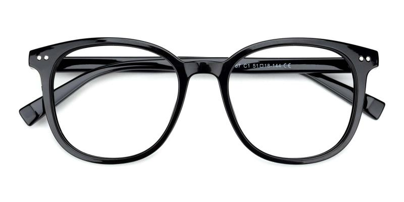 Skyline-Black-Eyeglasses