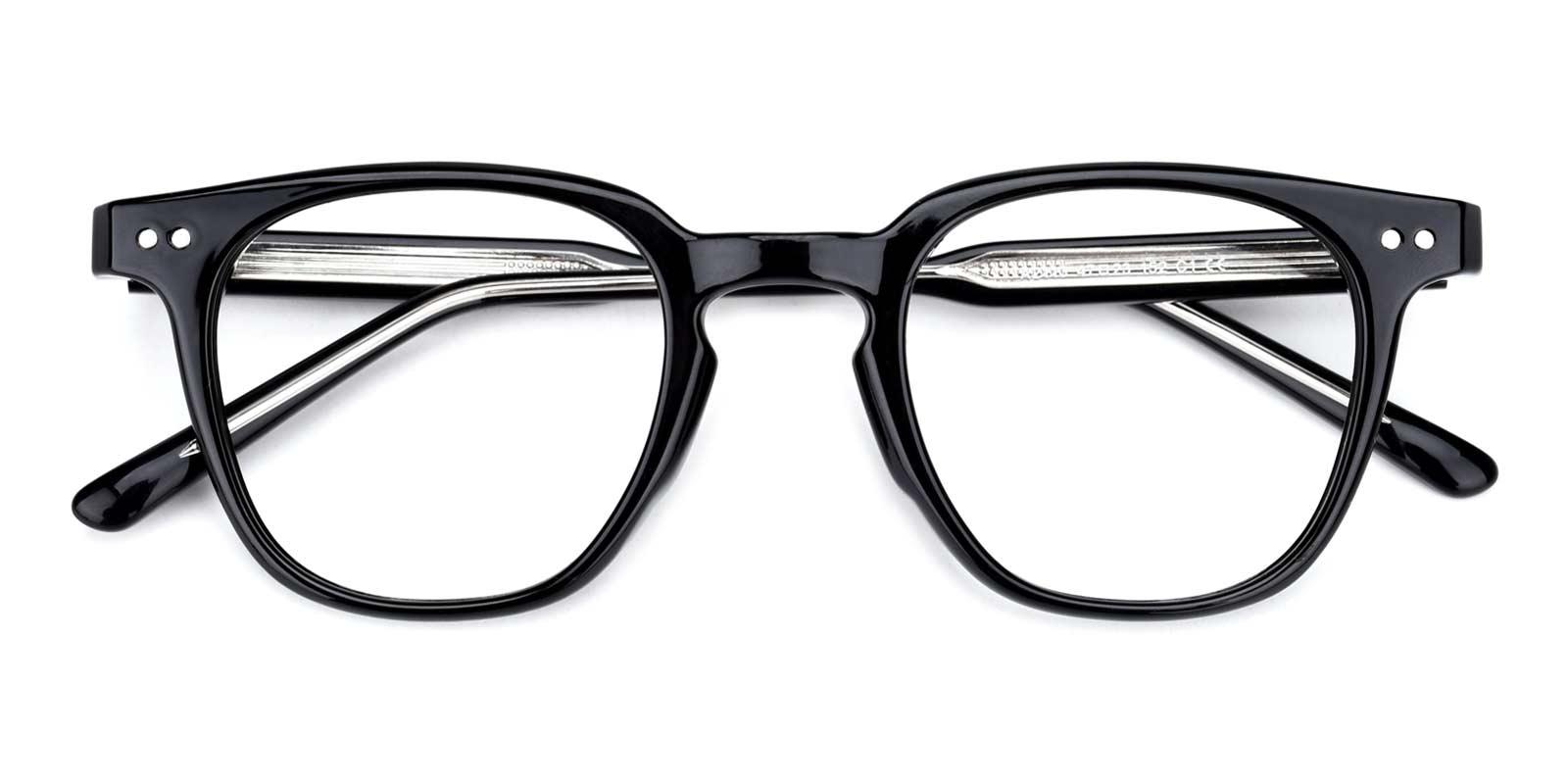 Flashback-Black-Rectangle-TR-Eyeglasses-detail