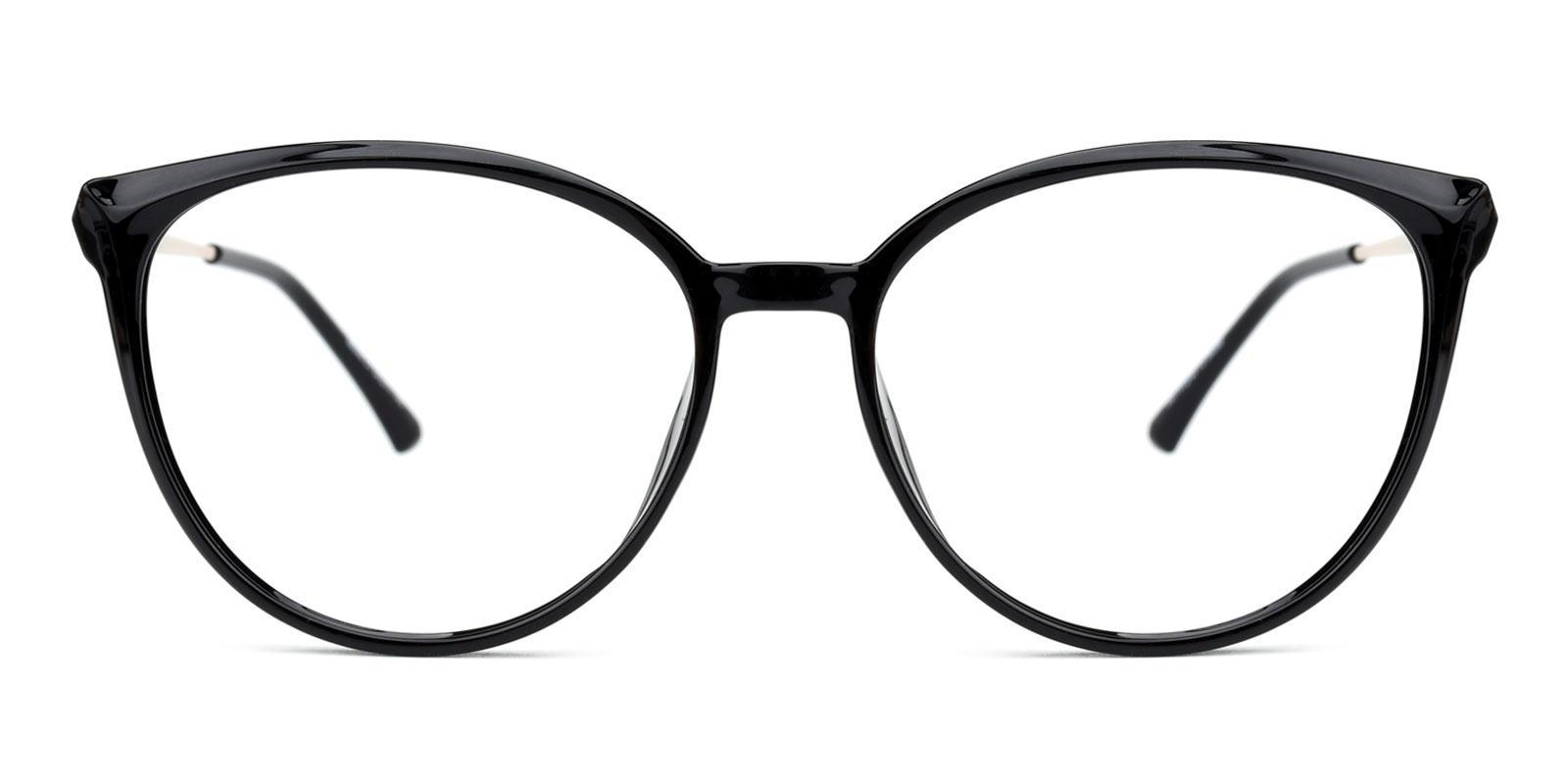 Glamour-Black-Cat-TR-Eyeglasses-detail
