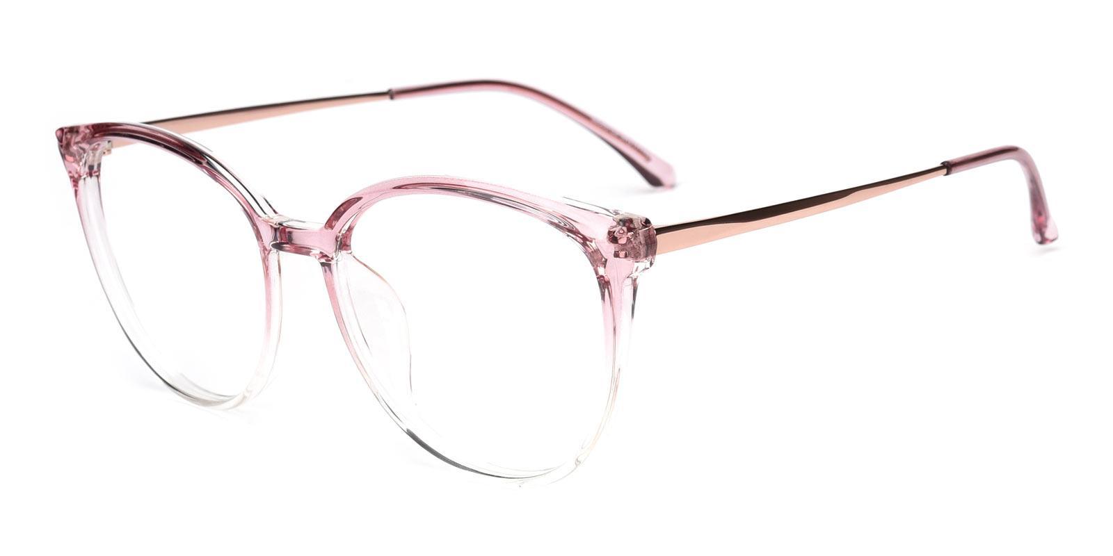 Glamour-Pink-Cat-TR-Eyeglasses-detail