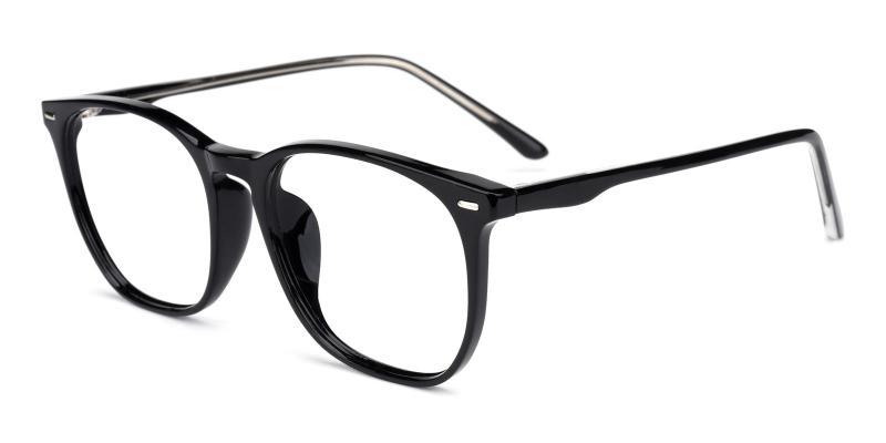 Mintcandy-Black-Eyeglasses