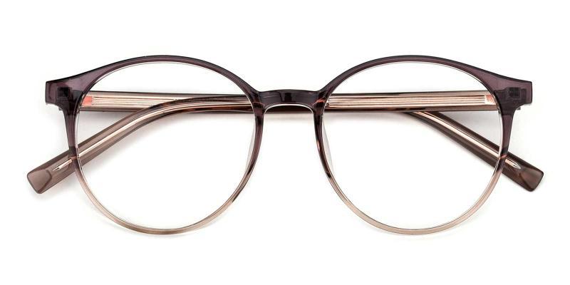 Bubbletea-Brown-Eyeglasses