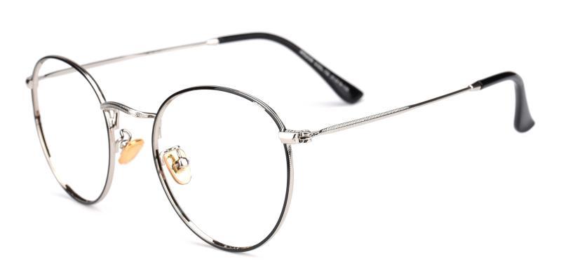 Canary-Black-Eyeglasses