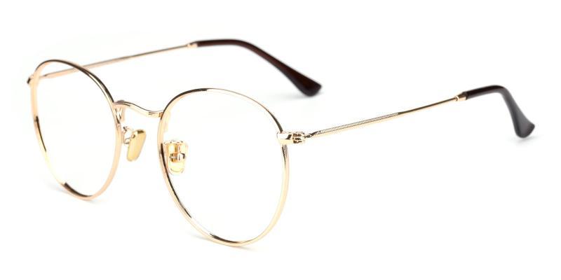 Canary-Gold-Eyeglasses
