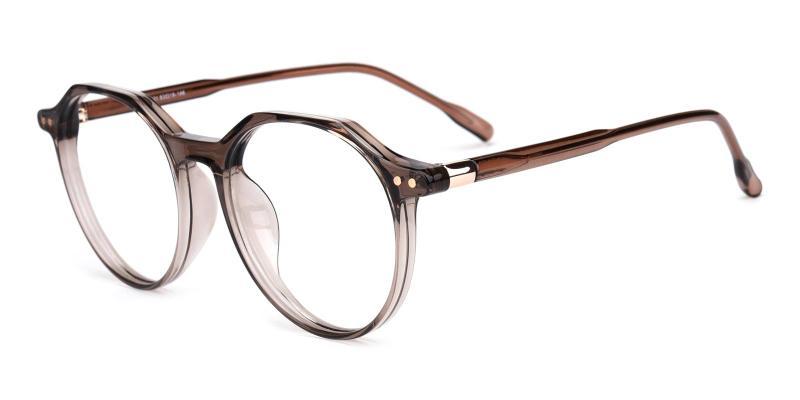 Cappuccino-Brown-Eyeglasses