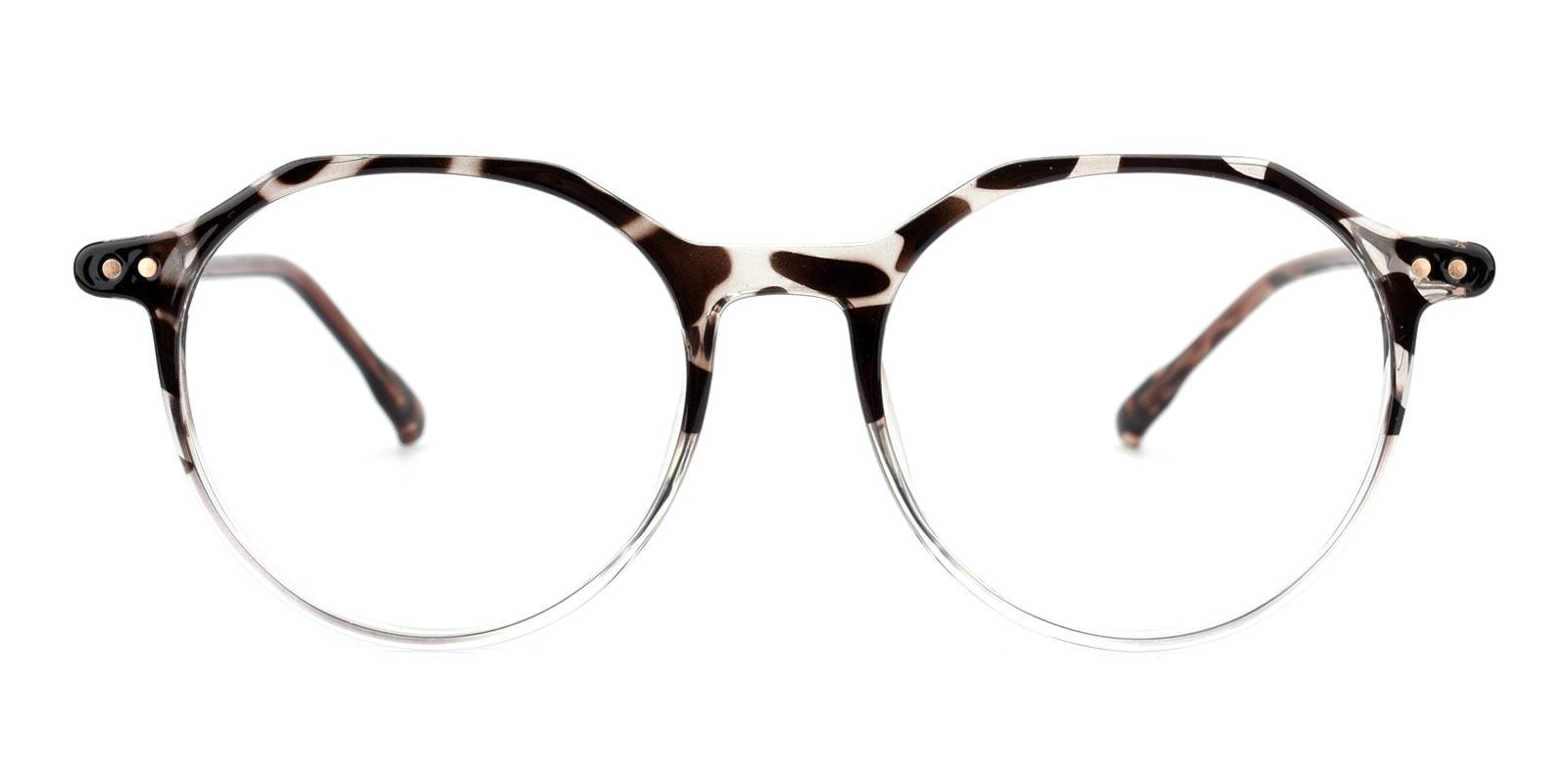 Cappuccino-Tortoise-Round-TR-Eyeglasses-detail