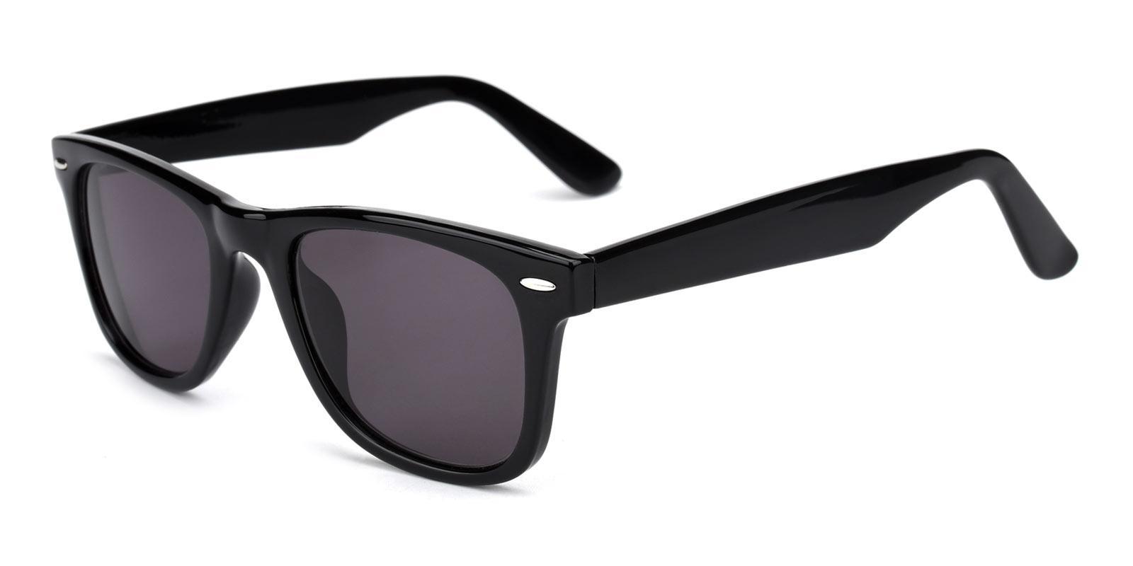 Ray-Black-Rectangle-Plastic-Sunglasses-detail