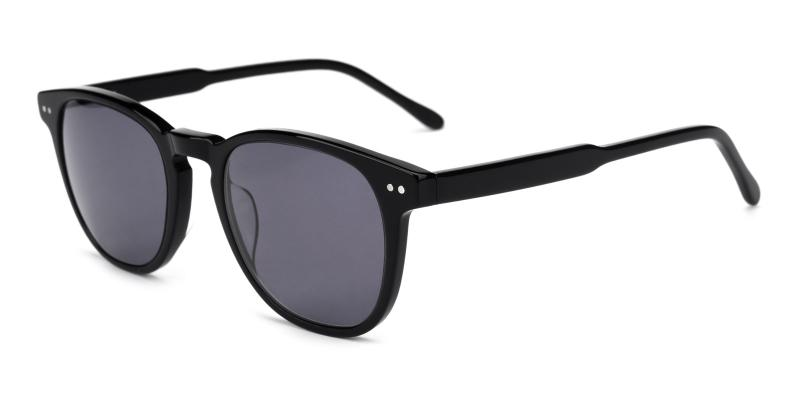 Knowledge-Black-Sunglasses