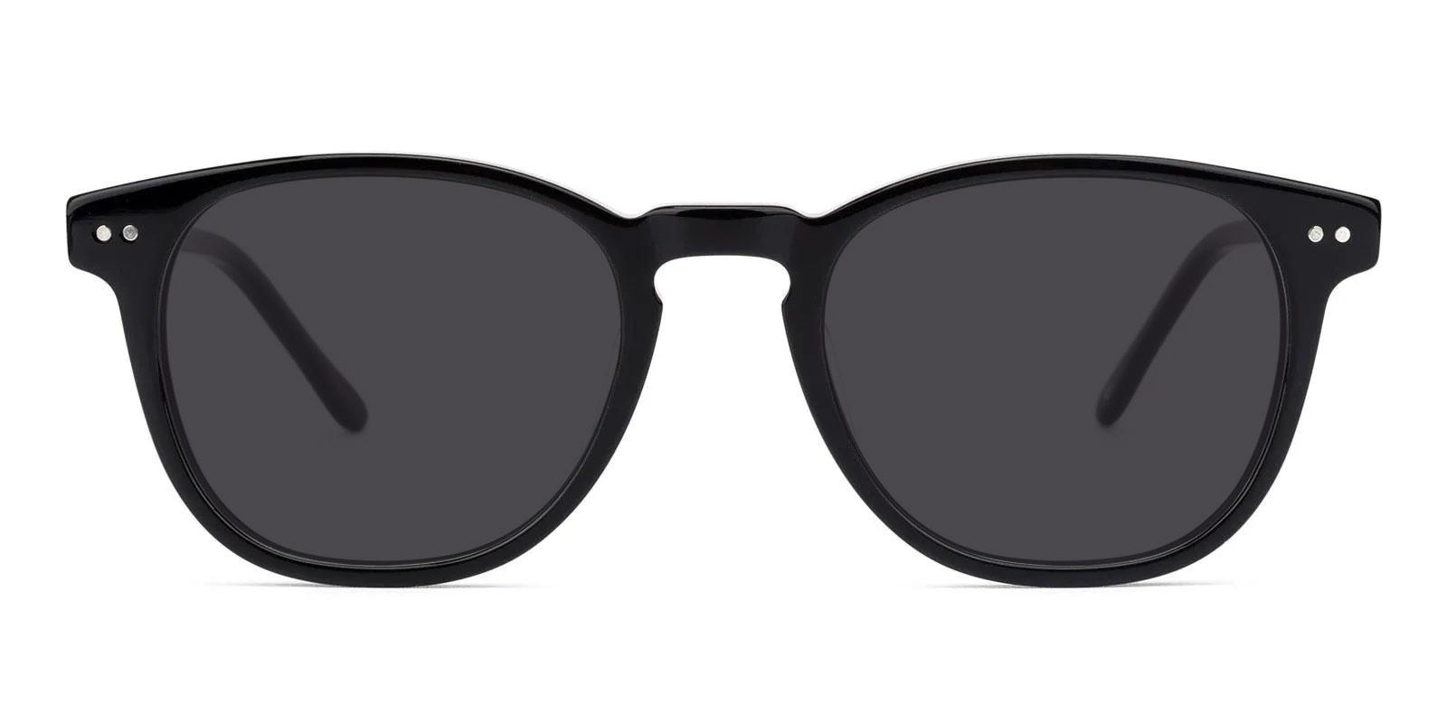 Knowledge-Black-Rectangle-TR-Sunglasses-detail