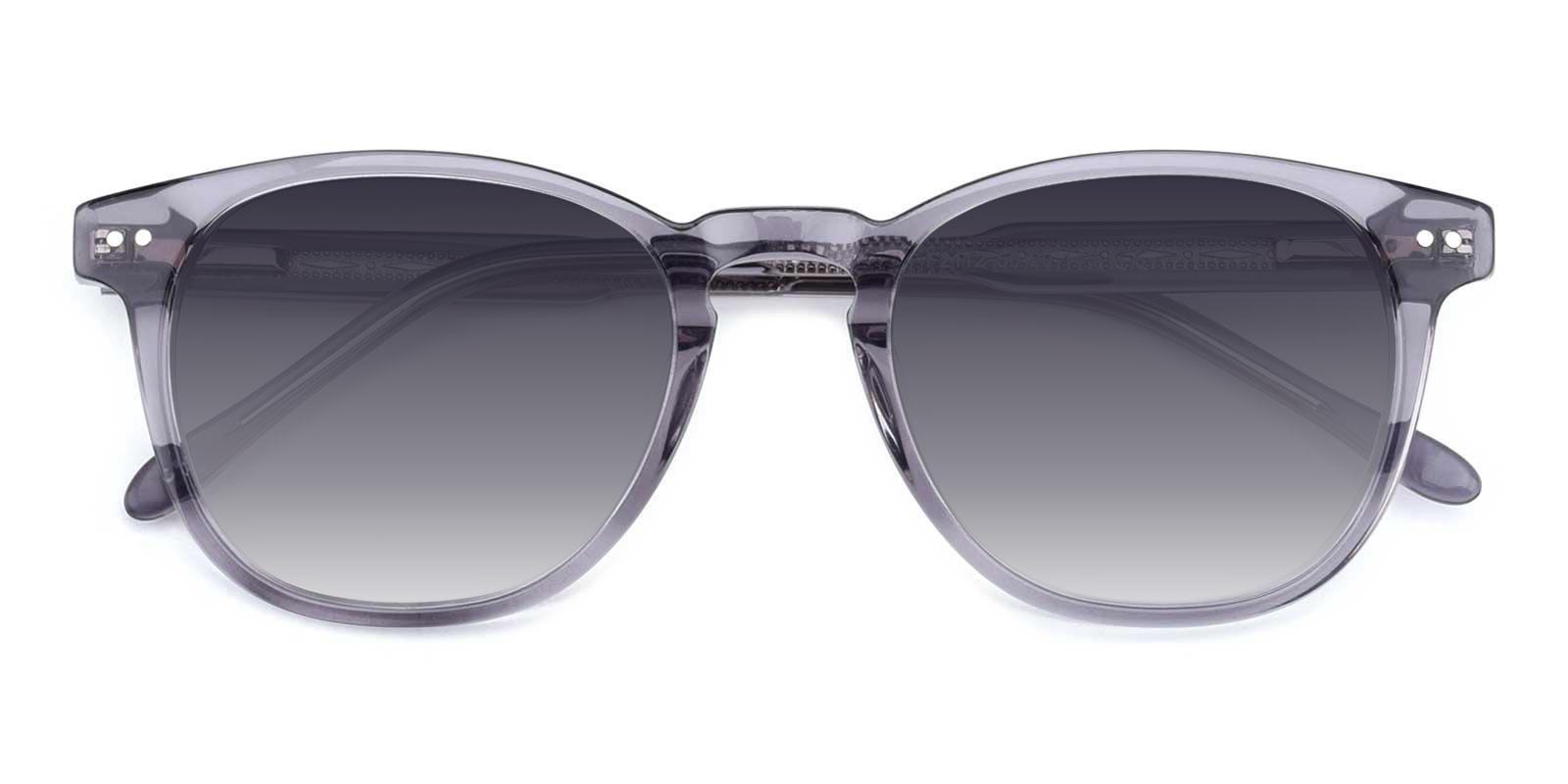 Knowledge-Gray-Rectangle-TR-Sunglasses-detail