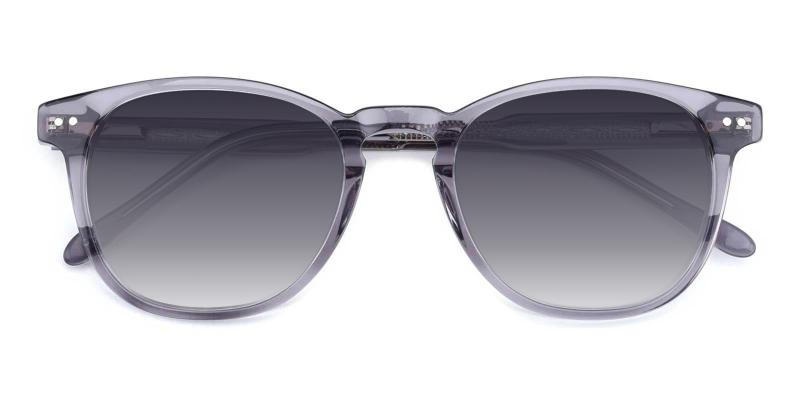 Knowledge-Gray-Sunglasses