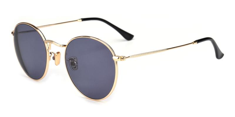 Canary-Gold-Sunglasses