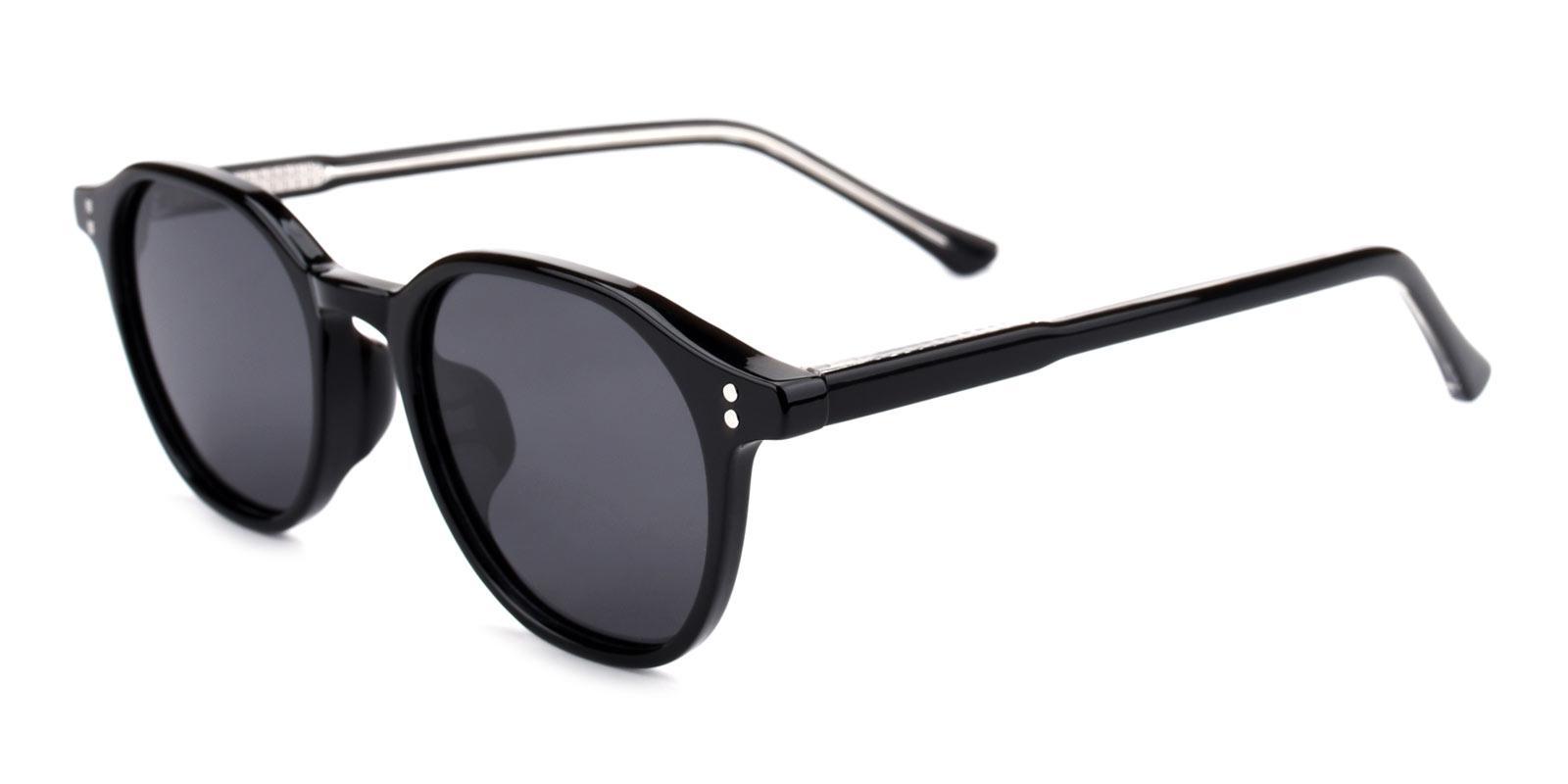 Lighthouse-Black-Geometric-TR-Sunglasses-detail