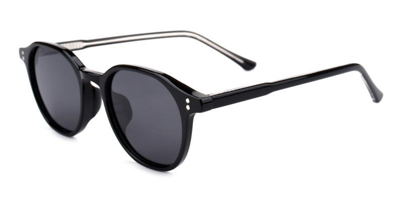 Lighthouse-Black-Sunglasses